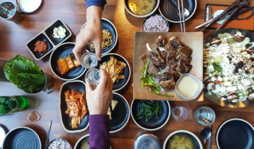 korea bucket list