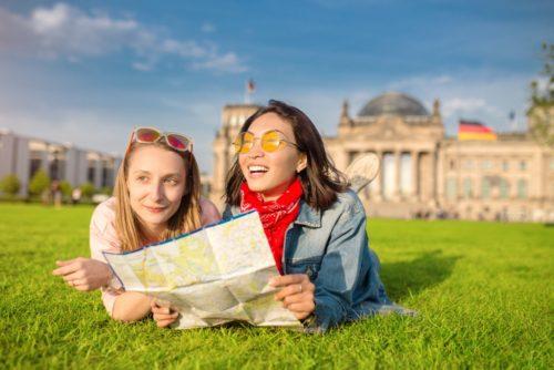 make friends in germany