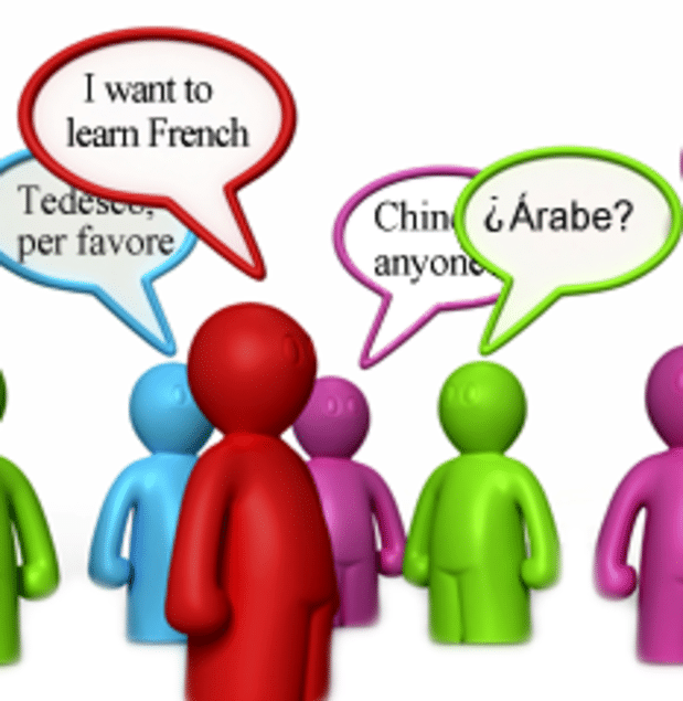find a language exchange partner