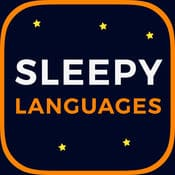 Good News, Sleepyhead! You Might Be Able to Learn a Language While