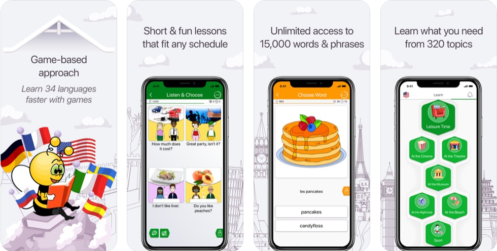 The 34 Best Language Learning Apps Of 2021 That Make Studying Fun Fluentu Language Learning