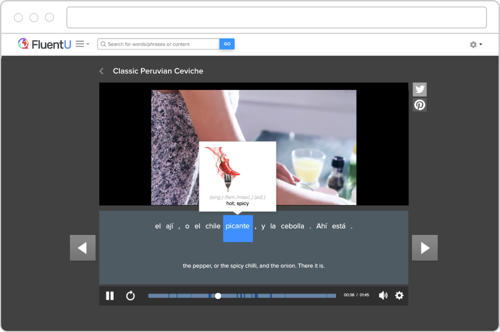 Online Spanish Immersion